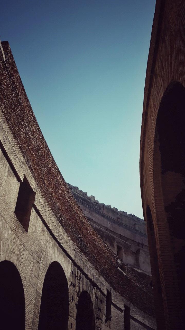 Colosseum - Rom 2018