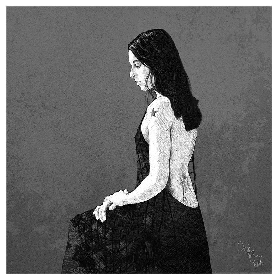 Dool | Ryanne van Dorst | Original foto by Pim Top