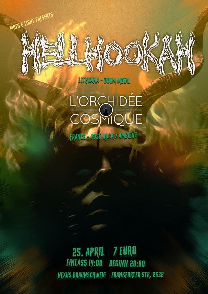 Hellhookah