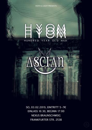 hyom ascian PLAKAT