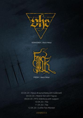verheerer-friisk-2020 TOUR PLAKAT